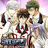 Drama CD STEAL! 2nd. mission 画像