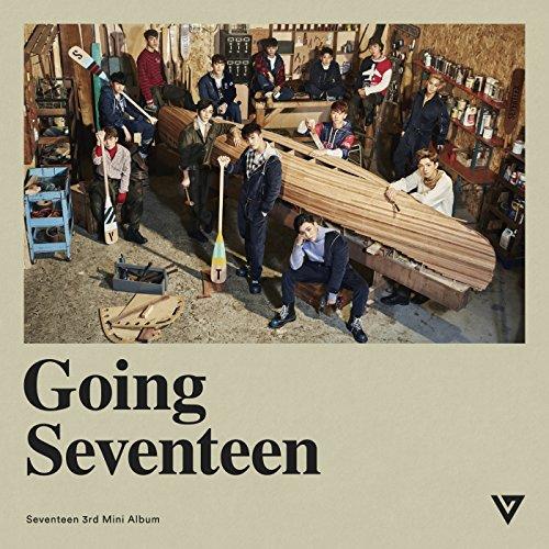 Seventeen 3rd Mini Album 'Goin...