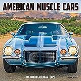 American Muscle Cars 2022 Mini Wall Calendar