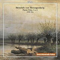 ヘルツォーゲンベルク:ピアノ三重奏曲集