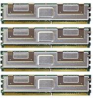 MemoryMasters 8GB 4x 2gb 667MHz ddr2ECC Fully Buffered FB - DIMMメモリfor ma356ll / A Mac Pro