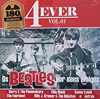 4Ever Os Beatles Por Seus Amigos Vol. 1 ( Analog LP )