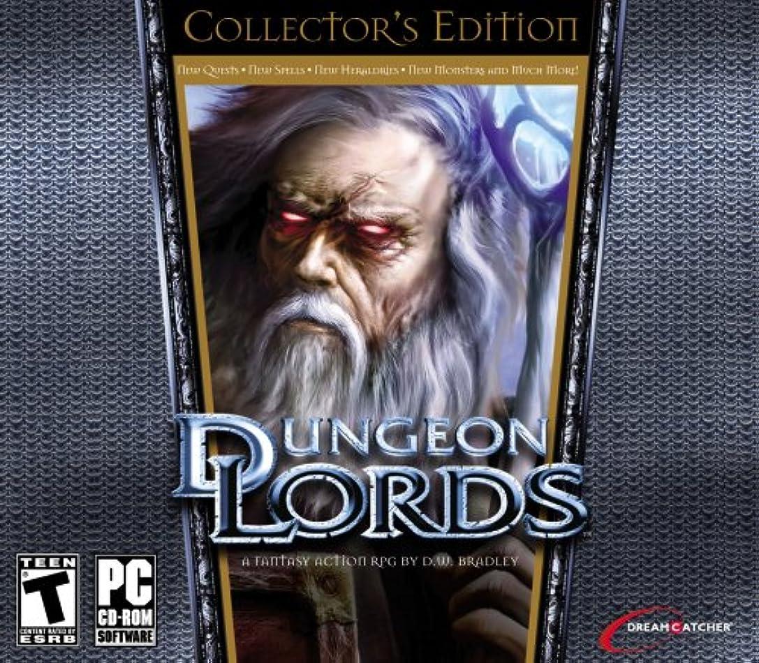 バブルサンダル軍艦Dungeon Lords Collector's Edition (Jewel Case) (輸入版)