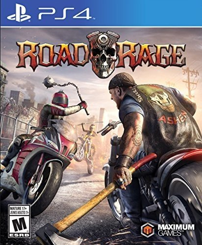 Road Rage (輸入版:北米) - PS4 発売日