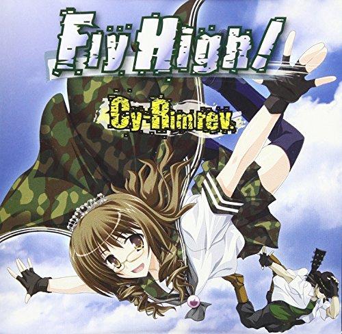 Cy-Rim rev./Fly High