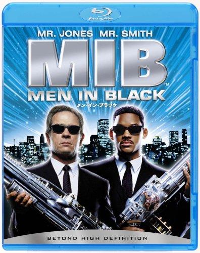 メン・イン・ブラック [Blu-ray]の詳細を見る