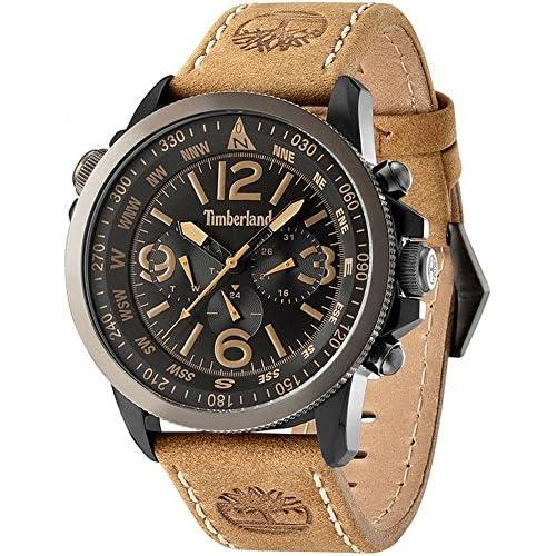 (ティンバーランド) Timberland 腕時計 CAMPTON 13910JSBU-02 メンズ [並行輸入品]