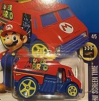 日本インポートホットWheels Hot Wheels Super Mario Cool One Mario cool-one 2016# 224