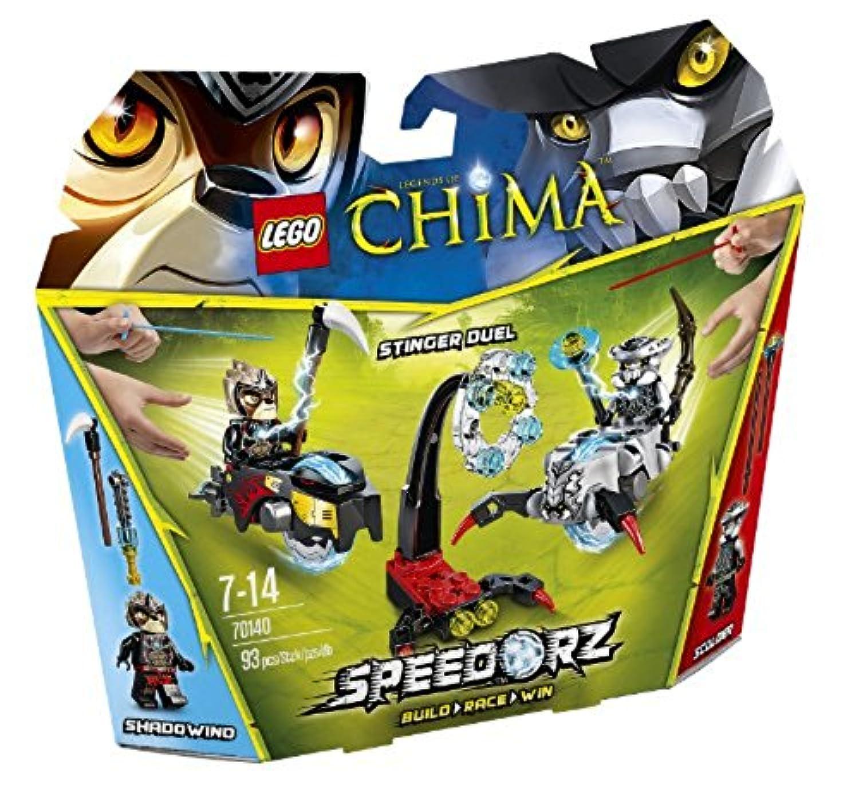 レゴ (LEGO) チーマ スティンガー?デュエル 70140