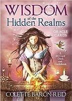 ウィズダム ヒドゥン レルムズ オラクルカード Wisdom of the Hidden Realms Oracle Cards 英語版 輸入品