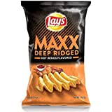 Lay's Maxx Hot Wings Potato Chips, 184.2g