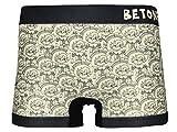 (ビトーンズ)BETONES キャラクターコラボレーション リボンの騎士/IVORY/OSAMU TEZUKA ボクサーパンツ