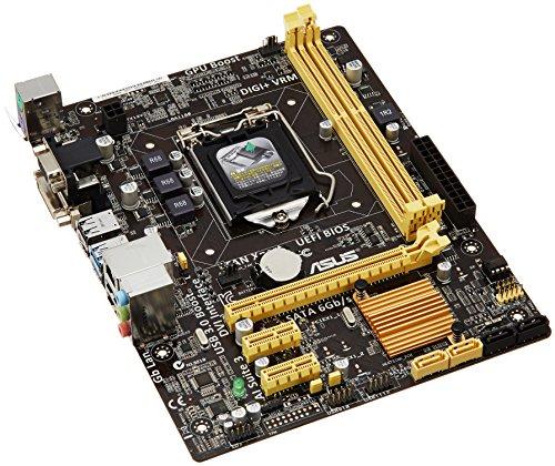 ASUSTeK Intel H81搭載 マザーボード LGA1150対応 H81M-E【MATX】