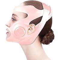 小顔美顔器 美顔器 顔痩せ マスク型美顔器 USB充電式 表情筋 顔 トレーニング 3種類モード 5段階調節 10分後自…