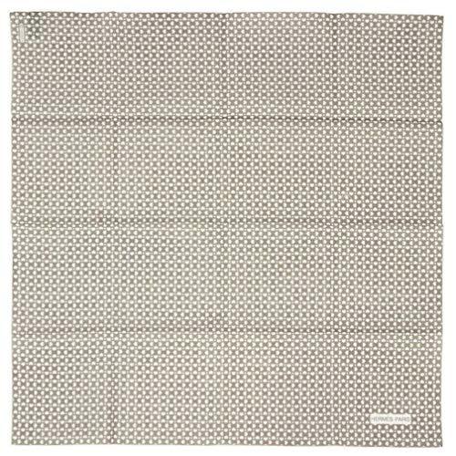 (エルメス) エルメス ハンカチ H151026G99 HERMES ソルド コットン100% SABLIERS ベージュグレー/ホワイト [並行輸入品]