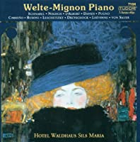 Welte-Mignon Piano of the Hotel-Waldhaus Sils Mari