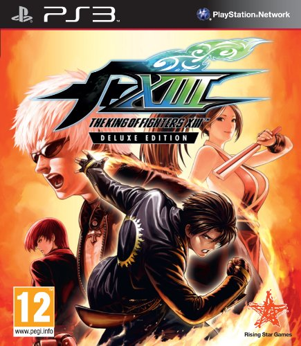 The King of Fighters XIII: Deluxe Edition (PS3) (輸入版 EU)