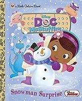 Snowman Surprise (Disney Junior: Doc McStuffins) (Little Golden Book)