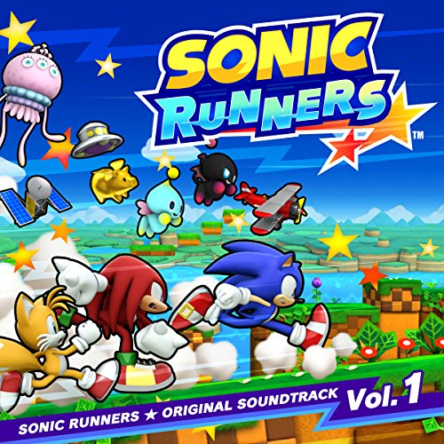 Sonic Runners Original Soundtrack Vol.1