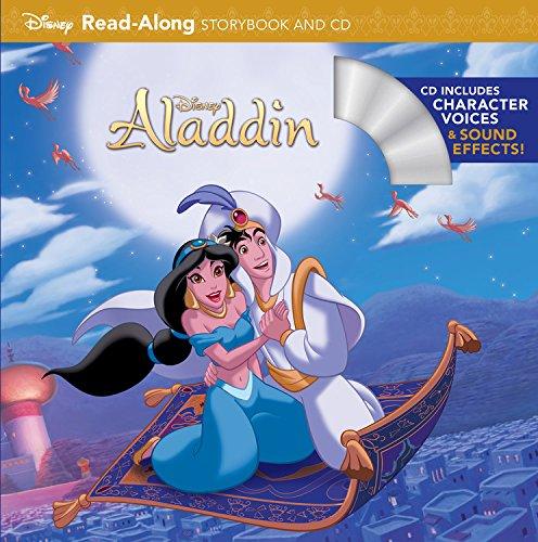 Aladdin Read-Along Storybook a...