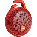 【国内正規品】JBL CLIP+ ポータブルワイヤレススピーカー IPX5防水機能 Bluetooth対応 レッド  JBLCLIPPLUSRED