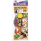 ささめ針(SASAME) H-005 ちょいハゼセット