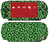 和・彩・美 (WA・SA・BI) 『PSP-3000用 彩装飾シート 唐草文様』