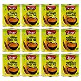神戸アールティー マンゴー ピューレ 850g 12缶 【1ケース】 アルフォンソ Mango Pure