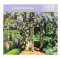 クリエイティブ風景壁カレンダー自然カレンダー2018壁カレンダーO
