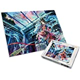 Dragon King's Daughter Fantasy Jigsaw Puzzle 1000 Pieces - Anime Puzzle - Dragon Puzzle