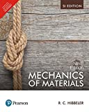 Mechanics of Materials (SI Edition) [Paperback] [Jan 01, 2018] R. C. Hibbeler