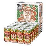 伊藤園 充実野菜 緑黄色野菜ミックス (缶) 190g×20本