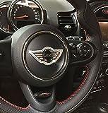 BMW MINI ミニ ステアリング ハンドル 装飾 シルバー