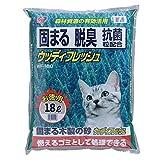 アイリスオーヤマ ウッディフレッシュ 猫砂 18L WF-180