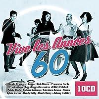 Vive Les Annees 60 (10cd)