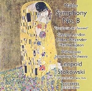 Mahler: Stokowski Conducts