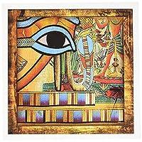 スーザンブラウンデザイン一般テーマ–エジプト抽象化–グリーティングカード Set of 12 Greeting Cards