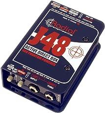Radial ラジアル アクティブDIボックス J48 【国内正規輸入品】