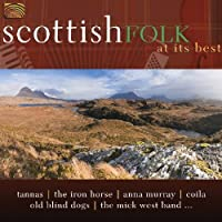 Scottish Folk At It's Best by Various Artists