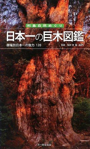 日本一の巨木図鑑―樹種別日本一の魅力120 (列島自然めぐり)