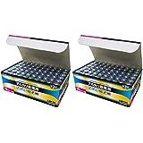 LAZOS 単3アルカリ乾電池120本セット(10本入×12パック) B-LA-T3X10