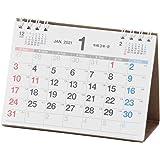 能率 NOLTY 2021年 カレンダー 卓上 64 A7 C253