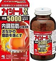 【第2類醫薬品】 ナイシトールZa 315錠