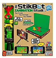 Zing S1009によるStikBot Zanimation Studio