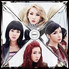 2NE1「FALLING IN LOVE」のジャケット画像