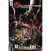 アメコミリーフ 『ギアーズ・オブ・ウォー Gears of War Rise of Raam』 #2  2018.2月