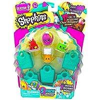 Shopkins Season 3 (5 Pack) Set 25 by Moose Toys [並行輸入品]