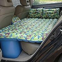 SUVカーショックベッド車の旅行インフレータブルマットレスエアベッドバックシートキャンプリアシート寝袋クッションオックスフォード布135 * 85 * 45センチメートル