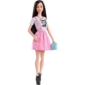 414be82e0a7f9 Barbie バービー ファッショニスタ ドール キティドレス Fashionistas Doll  10 Kitty Dress[並行輸入