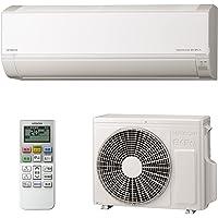 【商品配送のみ】日立 エアコン 6畳 2.2kW 白くまくん Dシリーズ RAS-D22L(W)/SET 凍結洗浄 Li…